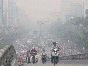 Tin môi trường: Ô nhiễm không khí ở các thành phố lớn vẫn ở mức cao