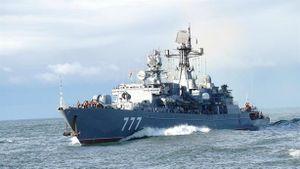 Sức mạnh Nga-Iran-Trung Quốc có đuổi Mỹ khỏi Vịnh Oman?