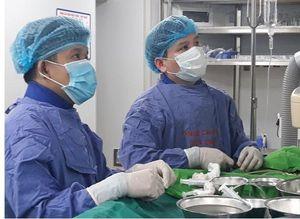 Bệnh viện tuyến tỉnh áp dụng kỹ thuật mới cứu người bệnh xơ gan