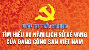 Đặng Thị Thanh Hương đoạt giải Nhất Cuộc thi tìm hiểu lịch sử Đảng tuần 18