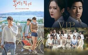Những bộ phim có rating kỷ lục năm 2019 của màn ảnh Hàn