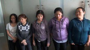 TP.HCM: Bắt nhóm chuyên dàn cảnh trộm tài sản bệnh nhân