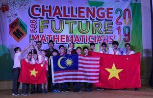 Học sinh Hà Nội đạt thành tích cao tại Kỳ thi 'Thử thách nhà Toán học tương lai'