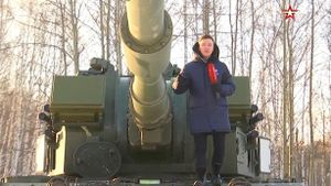 Vũ khí Nga khiến siêu pháo Đức mất ngôi vương