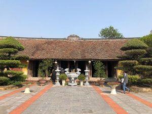 Ngắm 'kho báu' trong ngôi chùa cổ