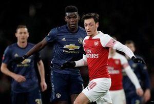 Lịch thi đấu vòng 21 giải Ngoại hạng Anh: Tâm điểm Arsenal - Manchester United