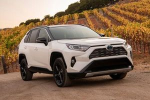 Chi tiết xe SUV bán chạy nhất của Toyota