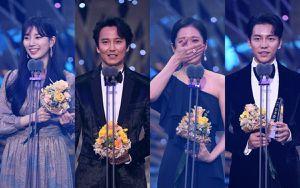 Kết quả 'SBS Drama Awards 2019': Kim Nam Gil nhận Daesang, Suzy đánh bại Jang Nara để thắng lớn