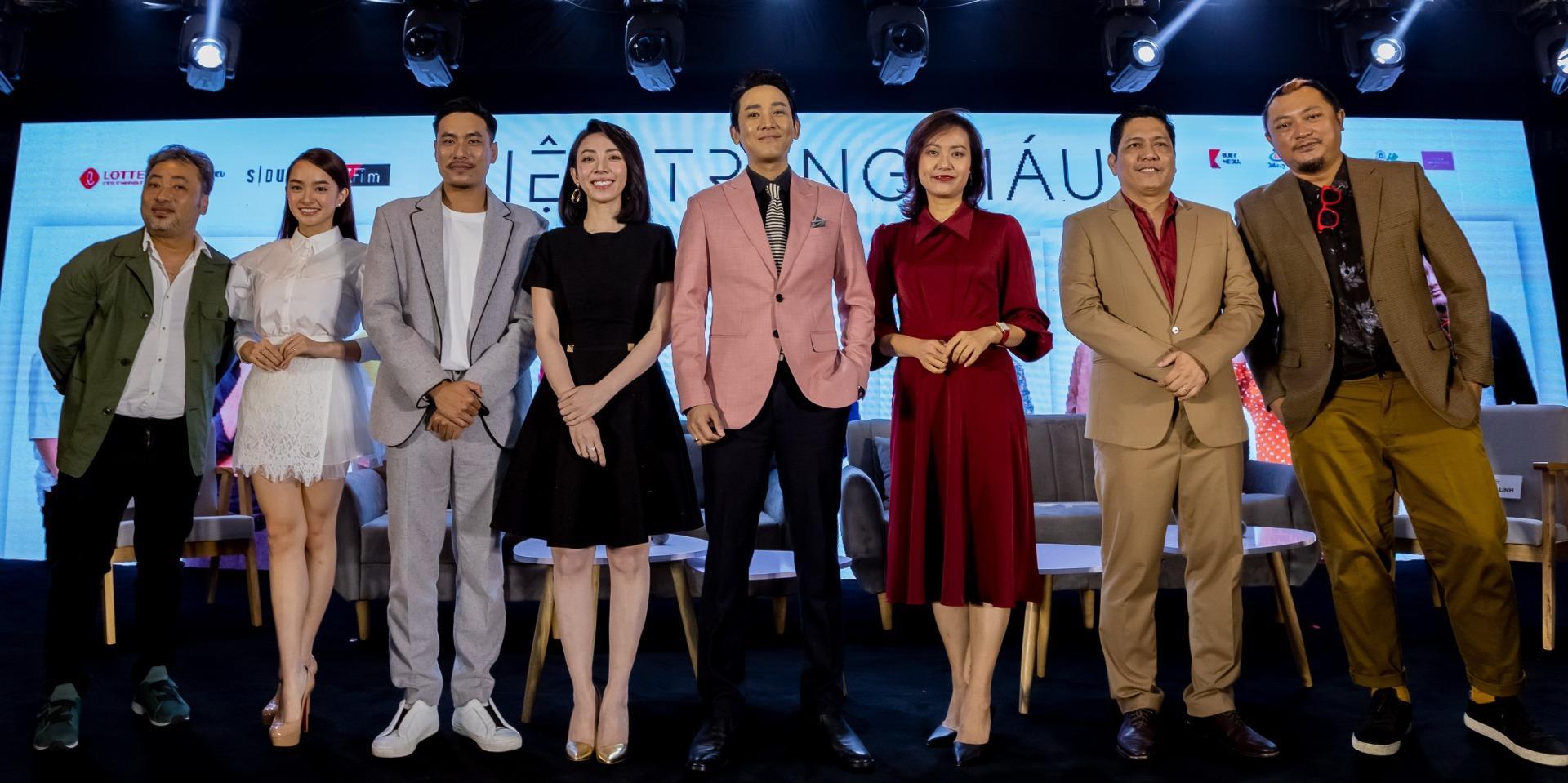 Dàn sao Việt cùng góp mặt trong phim 'Tiệc Trăng Máu'