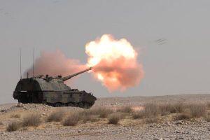 Khám phá sức mạnh 'hoàng đế pháo binh' Đức đang bị Nga làm lung lay