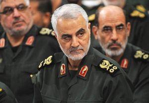 Tư lệnh Iran bị Mỹ ám sát - James Bond và tướng Rommel của khu vực
