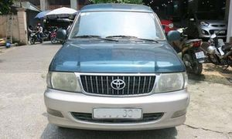 Xe Toyota Zace cũ dùng chán, bán đắt hơn cả Innova