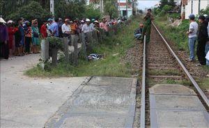 Tai nạn giao thông đường sắt liên tiếp làm hai người tử vong