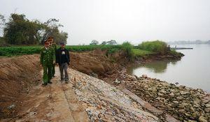 Hải Dương ngăn chặn khai thác cát trái phép