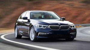 Bảng giá xe ô tô BMW mới nhất tháng 1/2020: BMW 5-Series dao động từ 2,389 đến 3,069 tỷ đồng