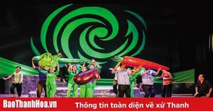 Phát triển, đa dạng hóa sắc màu nghệ thuật truyền thống xứ Thanh