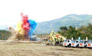 Thi công dự án thủy điện tích năng đầu tiên tại Việt Nam