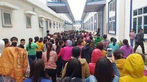 Hơn 1.000 công nhân ở Ninh Bình nghỉ việc do thưởng Tết không thỏa đáng