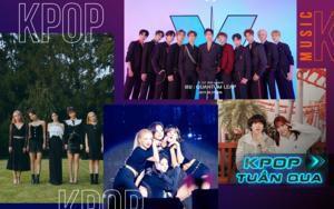 Kpop tuần qua: Heechul - Momo hẹn hò, 'Psycho' (Red Velvet) liên tiếp phá kỉ lục, BlackPink rinh loạt thành tích mới