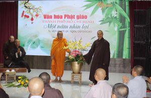 Ban Văn hóa Phật giáo TP.HCM nhìn lại một năm
