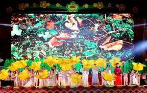 Lễ hội Trà hoa vàng được tổ chức vào tháng 2/2020