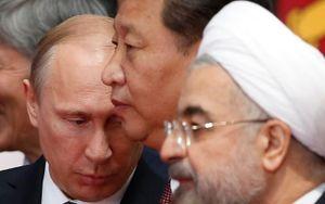 Nga sẽ hỗ trợ Iran hay 'tọa sơn quan hổ đấu' ở Trung Đông?