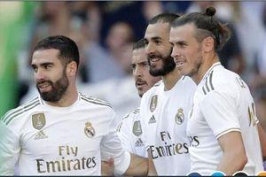 Real mất hai trụ cột trước thềm đấu Valencia ở Siêu Cup