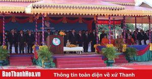 Campuchia long trọng kỷ niệm 41 năm Chiến thắng Khmer Đỏ