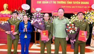 Nhân sự, lãnh đạo mới tại Tuyên Quang, Hưng Yên, Cần Thơ