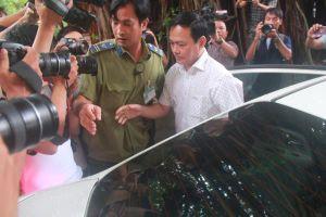 Ra quyết định thi hành án đối với ông Nguyễn Hữu Linh