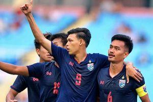 U23 Thái Lan vs Bahrain - chiến thắng hay vực thẳm