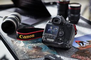 Ra mắt Canon EOS-1D X Mark III với nhiều tính năng mới đặc biệt