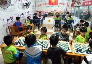 Phát triển bộ môn cờ vua bằng nguồn lực xã hội hóa