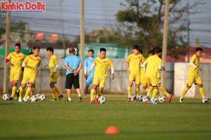 AFC không cho làm quen sân, U23 Việt Nam không lo ngại