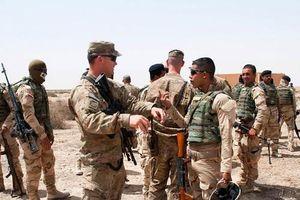 Thêm 2 quả tên lửa rơi xuống vùng Xanh, gần Đại sứ Quán Mỹ ở Iraq