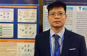 Tiến sĩ trẻ Vũ Ngọc Huy với ý tưởng ứng dụng Blockchain