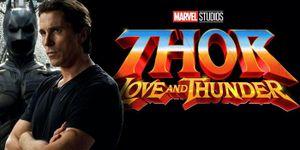 Người Dơi sẽ trở lại trong Thor: Love and Thunder ?