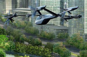 Taxi bay, chuyện tưởng chừng chỉ có trong những bộ phim viễn tưởng sắp trở thành sự thật
