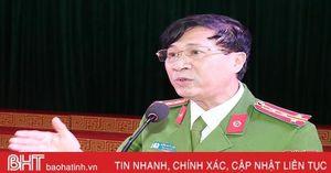 Thạch Hà triển khai hiệu quả việc đấu tranh, phòng chống các loại tội phạm