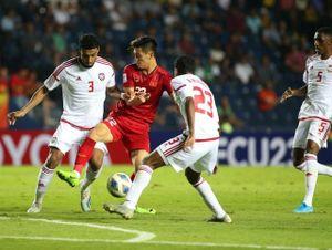 Báo Hàn Quốc nói gì sau trận hòa của U23 Việt Nam trước U23 UAE?
