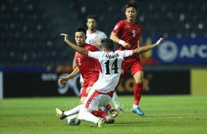 Hòa Jordan, U23 Việt Nam quyết đấu Triều Tiên để tranh vé đi tiếp