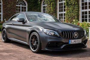 Top 10 xe V8 tốt nhất thế giới: Gọi tên Mercedes-Benz AMG C63 S Coupe