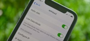 Cách tiết kiệm cước phí di động trên iPhone hoặc iPad của bạn chỉ bằng một nút chuyển đổi