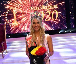 Hoa hậu Bỉ 2020: 'Dù vấp ngã, bạn vẫn có thể giành chiến thắng'