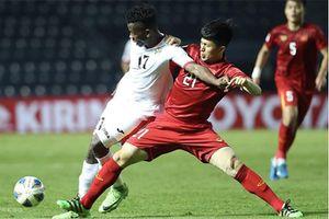 Việt Nam hòa trận thứ hai giải U23 châu Á