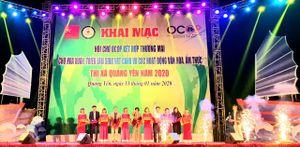 Quảng Yên: Nhiều hoạt động văn hóa, văn nghệ mừng Đảng – mừng Xuân
