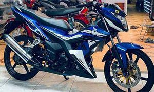 Honda Sonic 150 độ 'siêu chất' khiến Suzuki Raider, Winner X giá rẻ phải 'khóc thét'