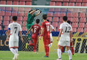 Thua 1-2, cánh cửa đi tiếp chính thức đóng lại với U23 Việt Nam