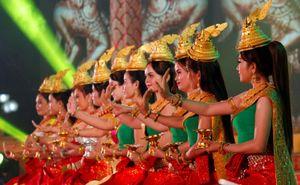 Tết Nguyên đán trong đời sống đồng bào Khmer