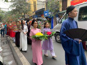 Gìn giữ giá trị văn hóa truyền thống 'Tết Phố'